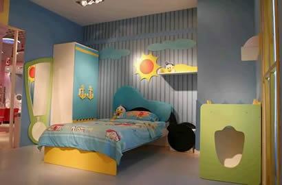 Dob djeteta vrlo je bitna za uređenje dječje sobe