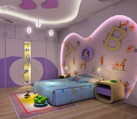 Velika je prednost ako  dijete zavoli svoju sobu i smatra je dovoljno privlačnom da u njoj provodi veći dio vremena